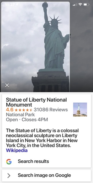 Google Lens Identify Objects