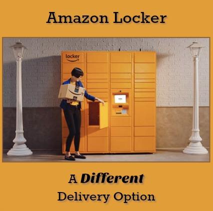 Delivery to Amazon Locker