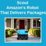 Scout – Amazon's Robot That Delivers Packages