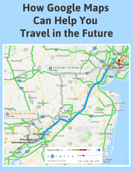 How Google Maps Can Help You Travel in the Future on google earth street view, google mapquest, i need to get directions, maps and directions, bing get directions, google us time zones map, funny google directions, google business card, get walking directions,