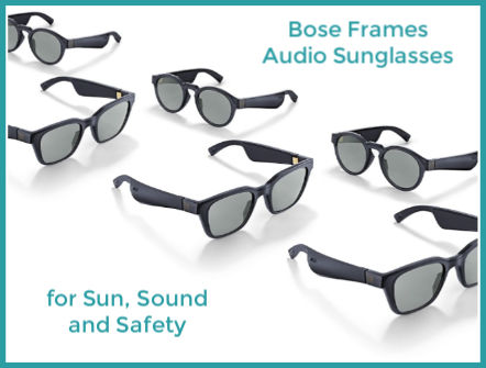Bose Frames Sunglass Speakers