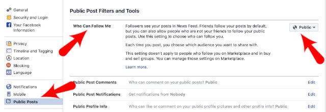 How To See Who Is Following You on Facebook and Who You're