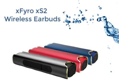xFyro xS2 Waterproof Earbuds
