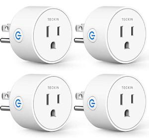 Smart Plugs Teckin