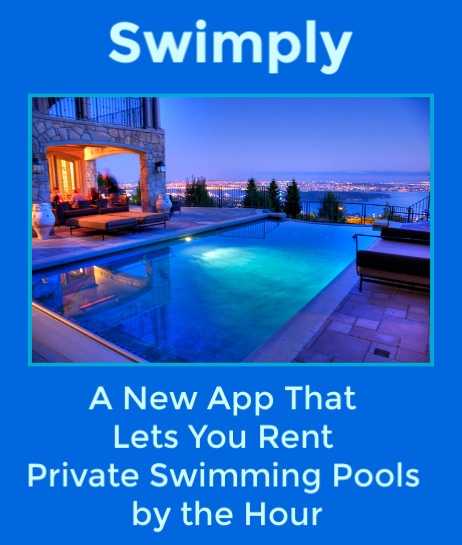 Swimply Pool Rental App