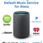 How to Change Your Default Music Service for Alexa to Spotify, Apple Music, and More
