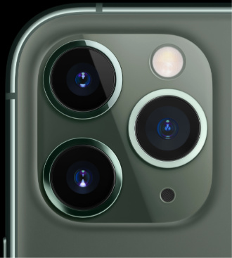 iPhone 11 Pro and Pro Max Lenses