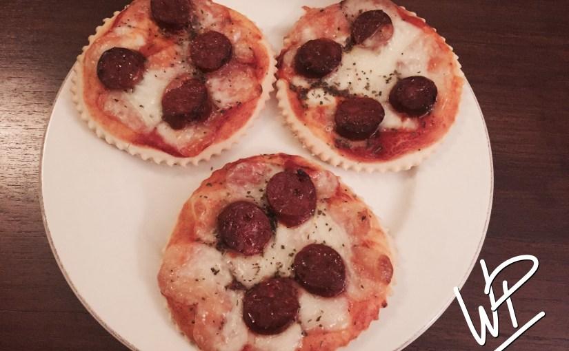Pizza au Chorizo avec ou sans Companion