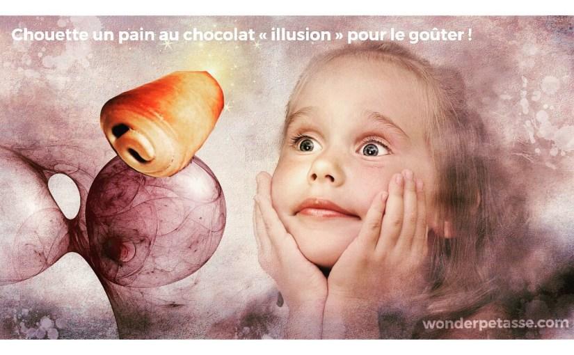 Pains au chocolat Illusion (Briochés)