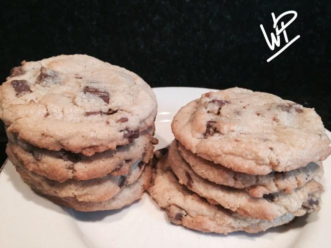 Cookies Pierre Hermé Wonderpétasse