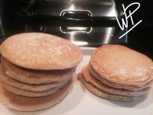 Pancakes Wonderpétasse