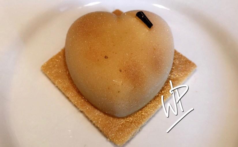 Petits coeurs à la crème de fruits de la passion avec ou sans Companion