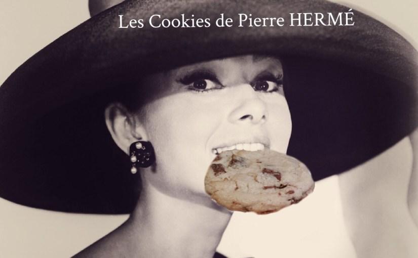 Cookies selon Pierre HERMÉ avec et sans Companion