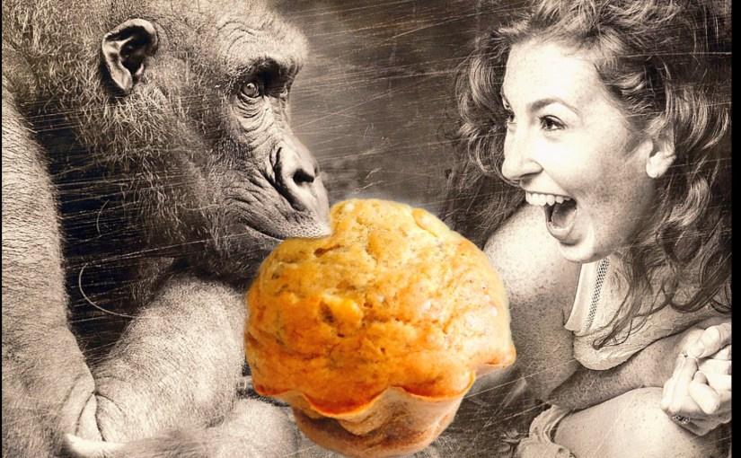 Muffins allégés à la banane