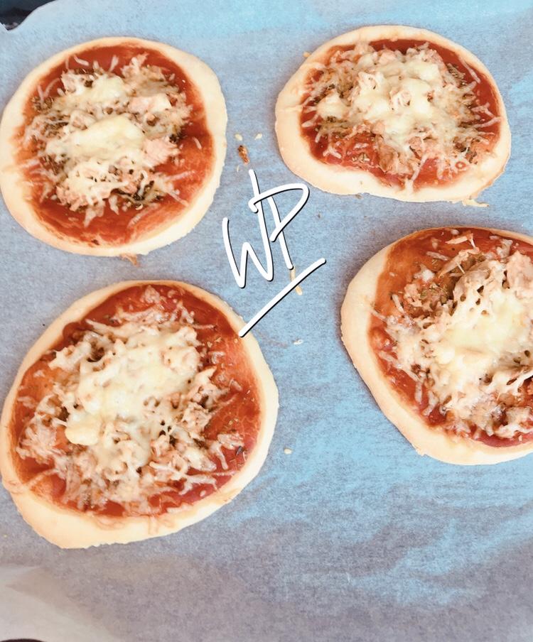 Pizza au thon wonderpetasse