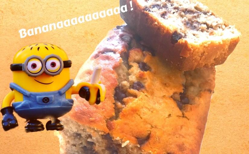 Banana Bread hyper moëlleux