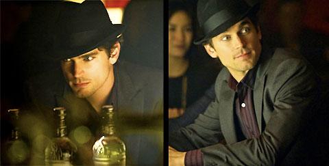 Fashion {& Grace} Icon: Matt Bomer a la Neal Caffrey in 'White Collar'