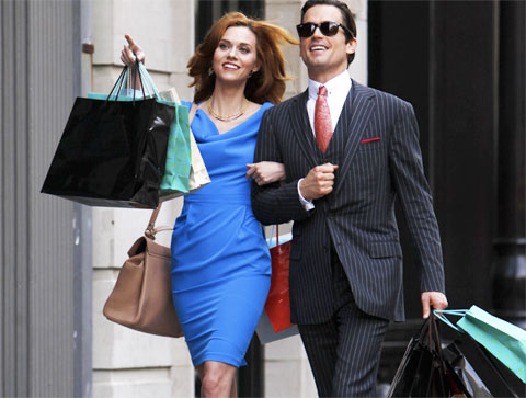 Fashion {& Grace} Icon: Matt Bomer a la Neal Caffrey in 'White Collar'