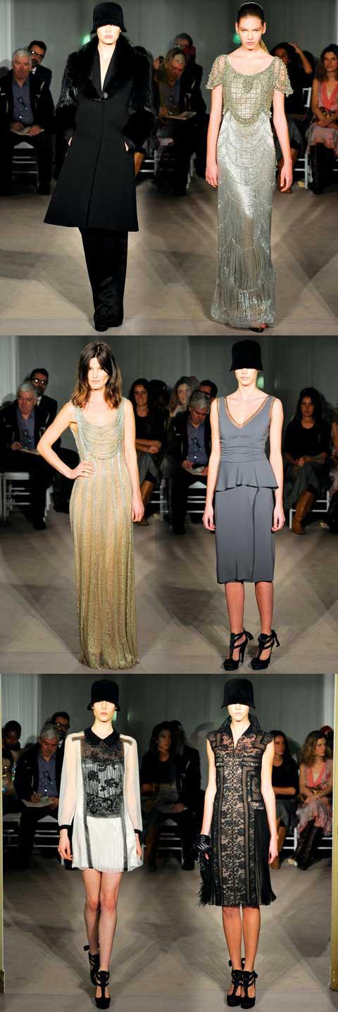 Friday Fashion Break: Alberta Ferretti Pre-Fall Runway 2012