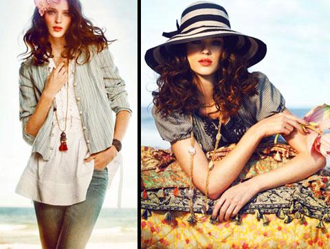 Friday Fashion Break: Noa Noa 2012 Collections