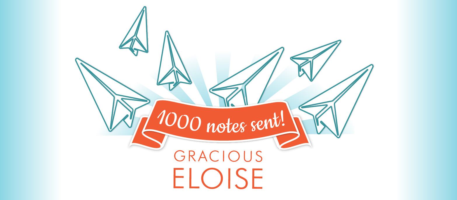 Gracious Eloise 'Milestone' Badge Suite