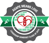 Agape Means Love: Leadership Somerset Class of 2016 Class Project