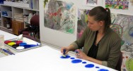 Processes and Structures in the Visual Arts: Carolann DeMatos