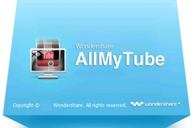 Wondershare AllMyTube full