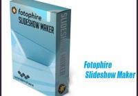 Wondershare Fotophire Slideshow Maker windows