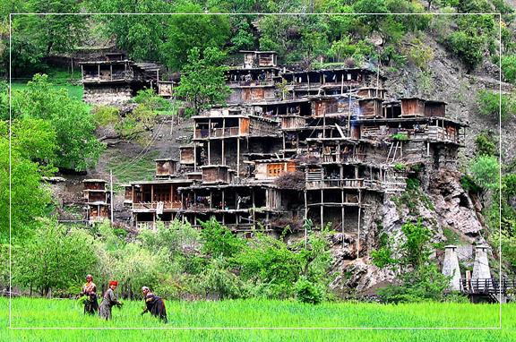 Kalash Valley Traditions