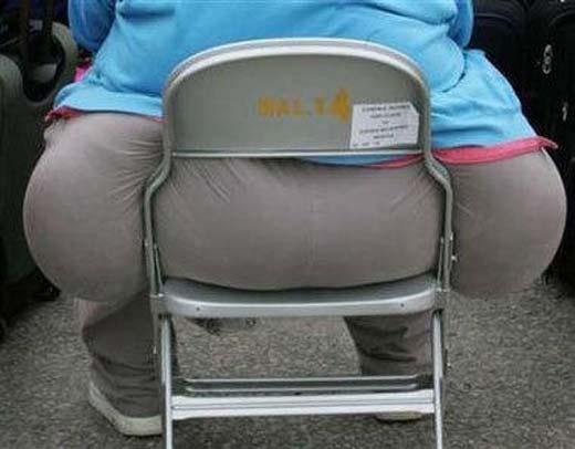 Fat Man Balence