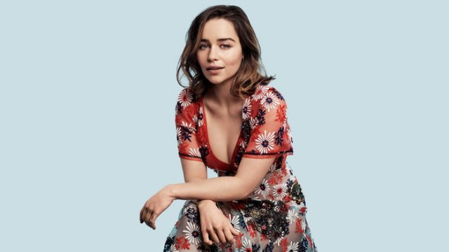 Emilia Clarke Top 10 Most Desirable Women
