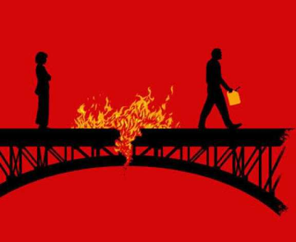 Don't Burn Bridges