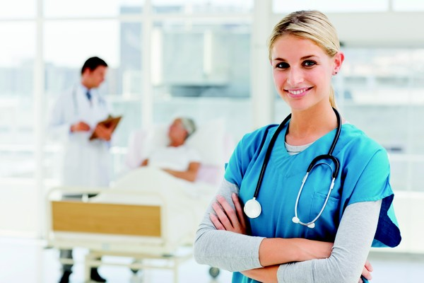 Beautiful Nurse Pic