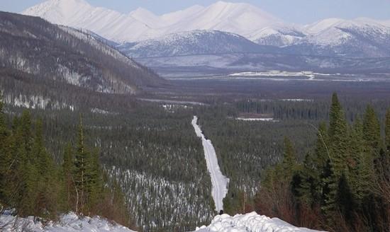 Prospect Creek - Alaska, USA