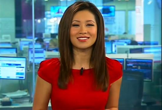 Susan Li Hottest Women News Anchors