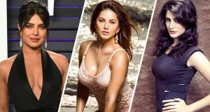 hottest actresses of Bollywood