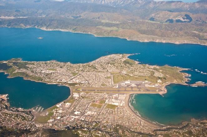 New Zeeland Airports