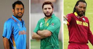 Batsmen Who Slapped Most Sixes in ODI Cricket
