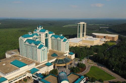 Foxwoods Resort Most Popular Casinos in the US