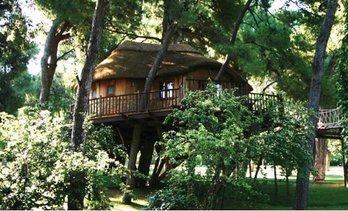 Top 10 Spectacular Tree houses
