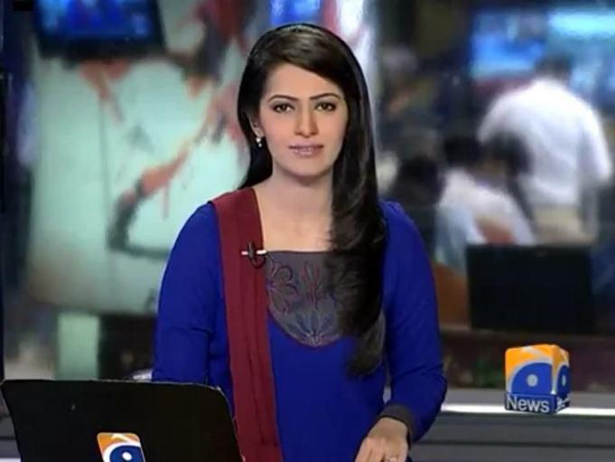 Best Pakistani Female News Anchors