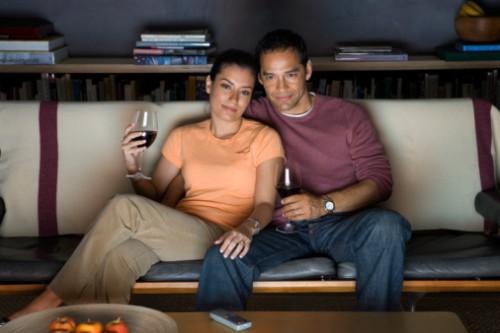Watch a romantic movie