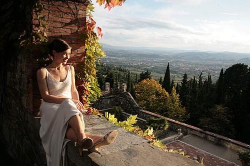 Romantic Place Tuscany
