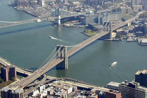 Brooklyn Bridge: New York City, United States
