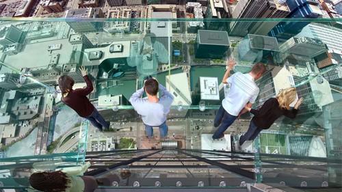 10 Astonishing Viewing Platforms