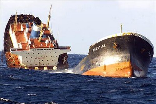 10 Most Expensive Accidents