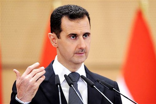 Evil Rulers of Syria