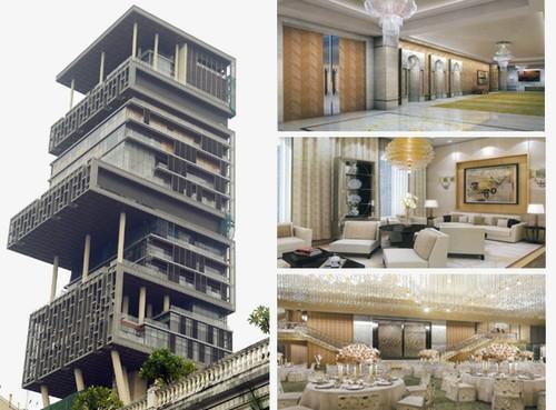India Luxurious Houses