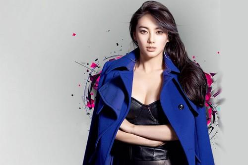 Zhang Yuqi Hottest Chinese Models